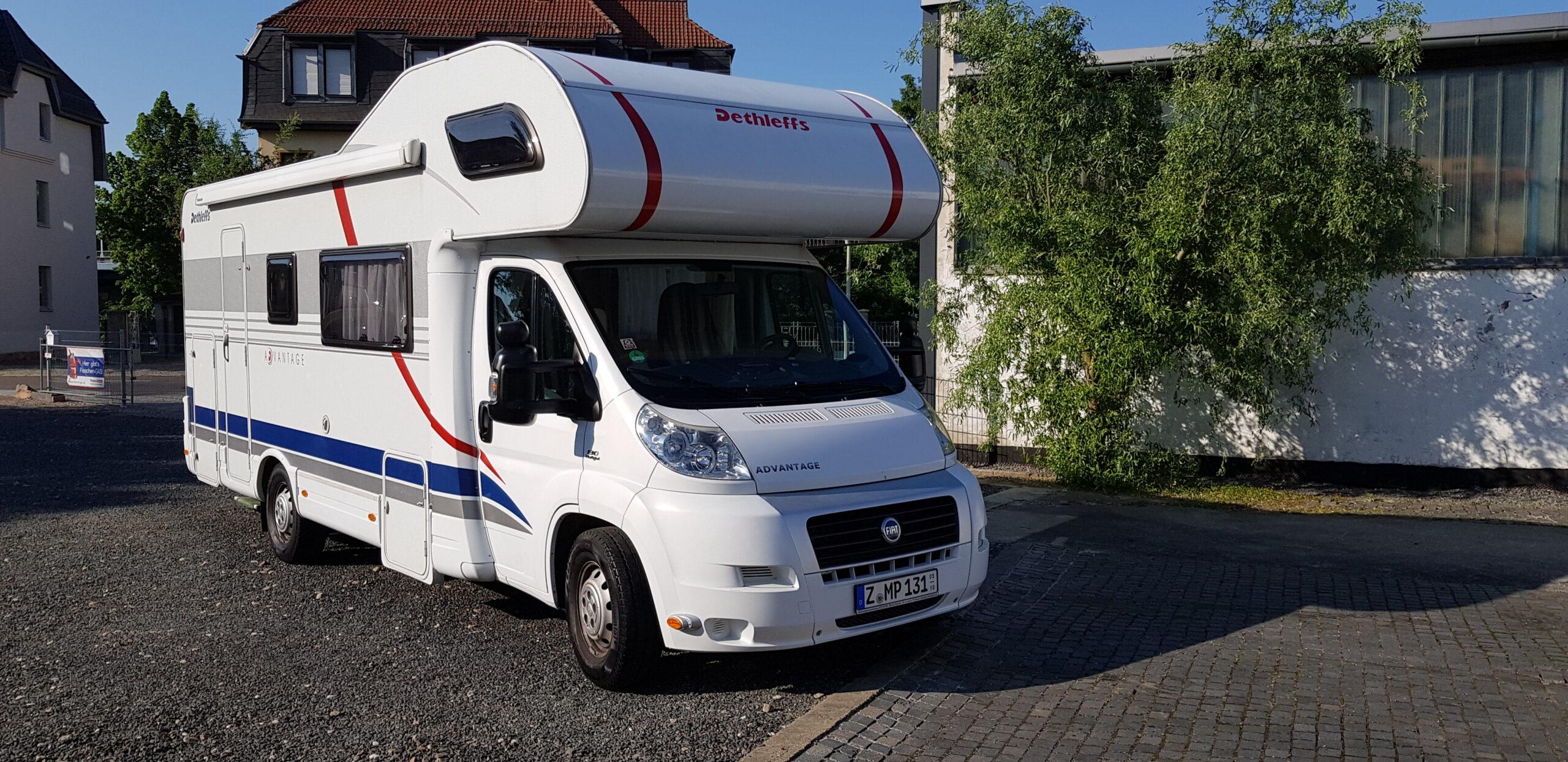 Wohnwagen Vermietung Zwckau